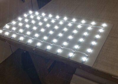 Backlit LED Panel