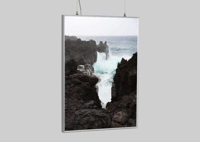 Hanging Double Sided Light Box