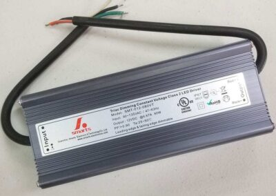 Dimmable Hard Wire Power Supply, 12V
